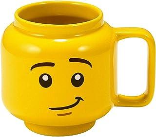 Mug en Céramique, Tasse à Café, Lait, Maison, Tasse De Bureau, Tasse à Eau, Cadeaux pour Amis Et Famille (Jaune)