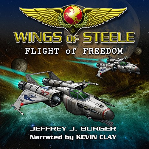 Wings of Steele audiobook cover art