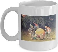 Elsa Beskow mug - Sun Egg - 11 oz coffee mug gift