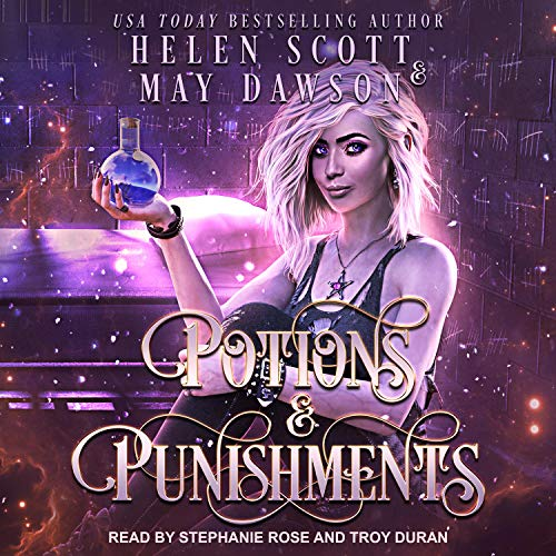 Potions and Punishments cover art