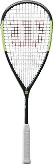 Wilson Blade Squash Racquet, Black/Green