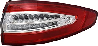 New Replacement Tail Light Lamp Passenger Right Side RH Hand Fusion OEM Quality