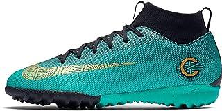 Nike JR SPEFLY 6 Academy GS CR7 TF Boys Soccer-Shoes AJ3112