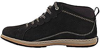 حذاء برقبة طويلة منخفض من الجلد للرجال Three P Chukka من Columbia