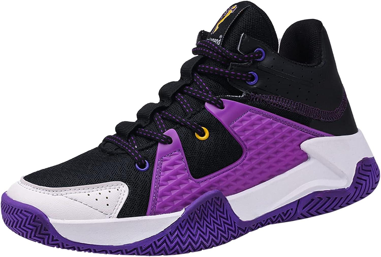 Bombing free shipping PKQIU Cheap SALE Start High-top Basketball High Wear-Resis Shoes
