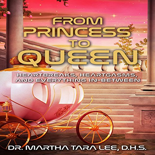 From Princess to Queen audiobook cover art