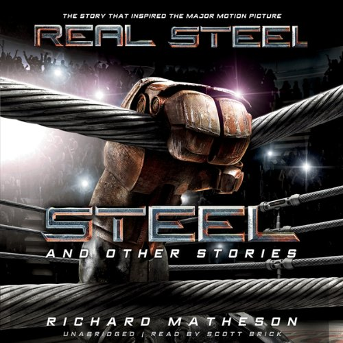 Steel and Other Stories audiobook cover art