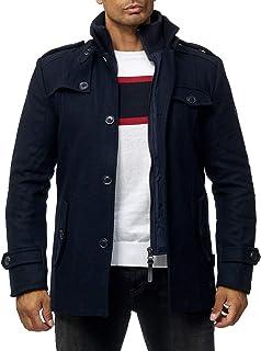 Suchergebnis Auf Für Leder Trenchcoat Herren Bekleidung
