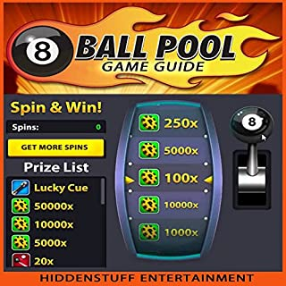 8 Ball Pool Game Guide audiobook cover art