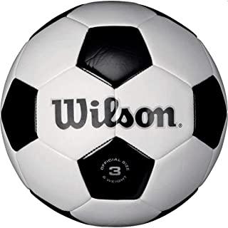 WILSON - Balón de fútbol Tradicional