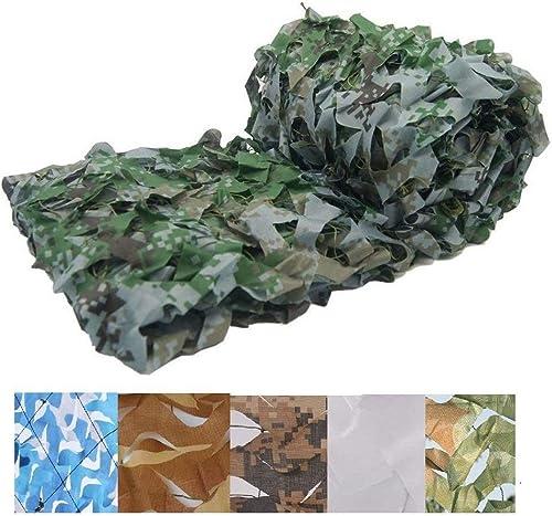 Auvent Camping Car Exterieur,Filet de Prougeection Solaire pour Jardin, Filet de Camouflage Filet D'ombrage Auvents Filet de Camouflage pour Tentes Résistantes au Feu (Taille   6  8M(19.7  26.2ft))