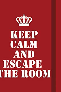 Keep calm and Escape the Room: Writing careers journals and notebook. A way towards enhancement