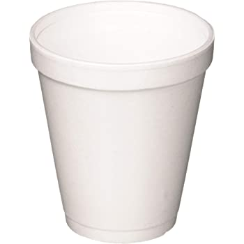 Amazon Com Dart Foam Cups 10 Oz 2 Packs Of 25 50 Count See More Size Options Health Personal Care