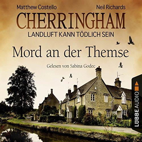 Mord an der Themse (Cherringham - Landluft kann tödlich sein 1) audiobook cover art