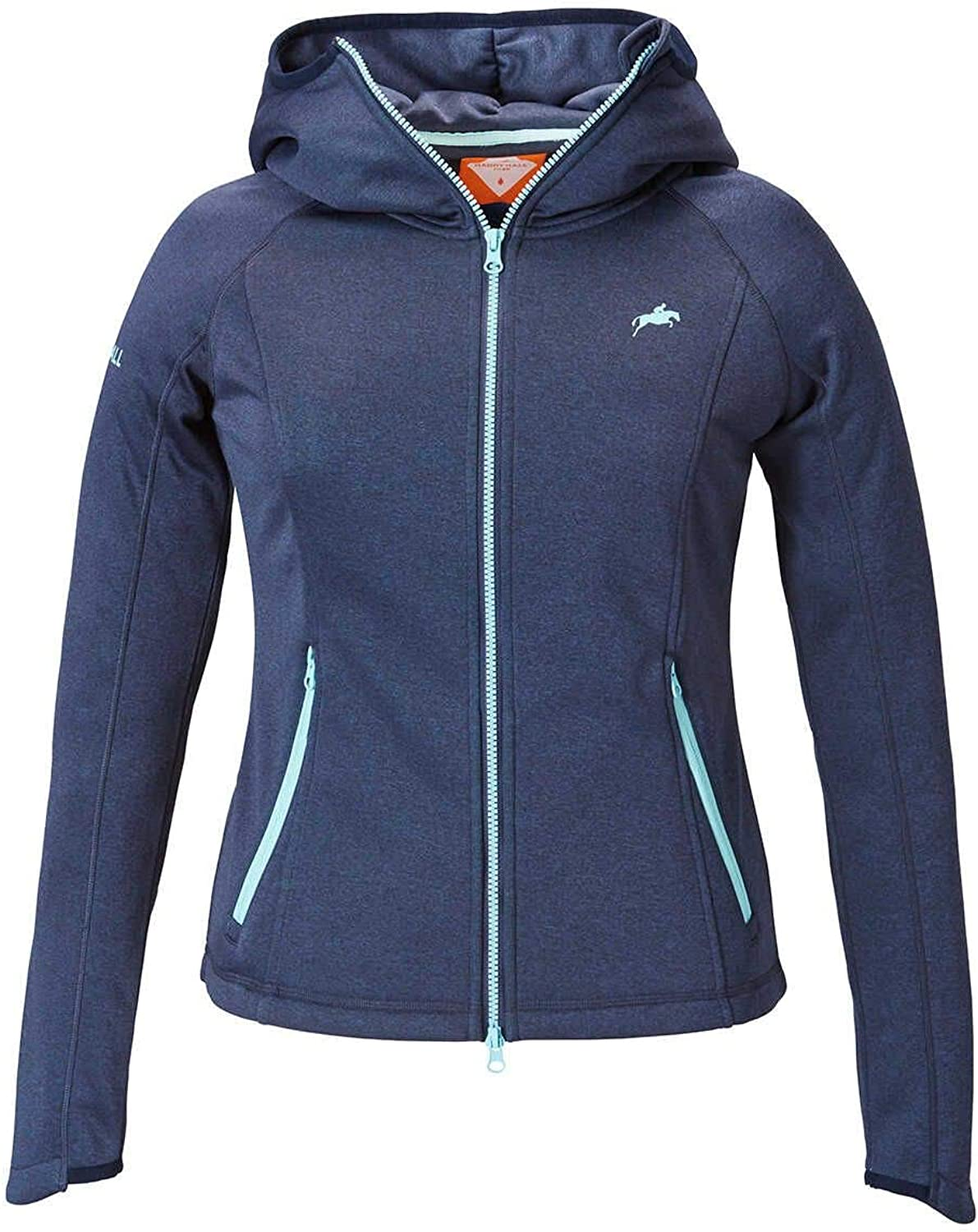 Harry Hall Women's Hh5648-bl11 Shelley Softshell Jacket