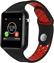 Smart Watches for Android Phones, IOQSOF Touchscreen Bluetooth Smart Watch with Camera for Men Women