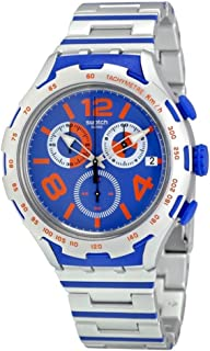 Swatch CHEMICAL BLUE Watch YYS4011AG