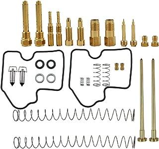 Carb Rebuild Kit Carburetor Repair for Kawasaki Brute Force 750 2005-2007
