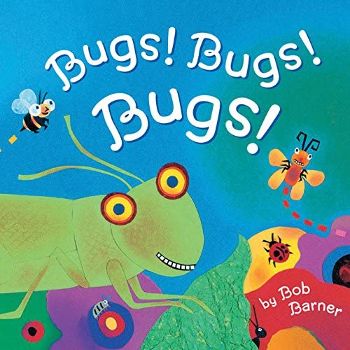 Bugs Bugs Bugs Bug Books for Kids Nonfiction Kids Books product image