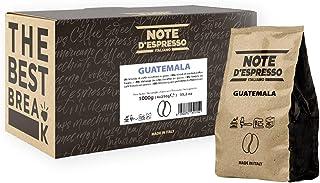 Note D'Espresso Café de Guatemala en Grano - 4 x 250 g, Total: 1000 g