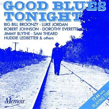 Good Blues Tonight