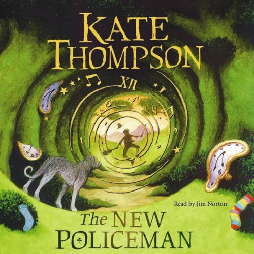 The New Policeman cover art