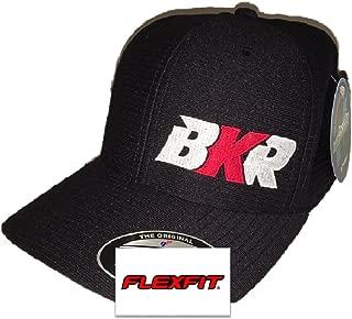 NASCAR Brad Keselowski Racing Flexfit Hat - Team BKR
