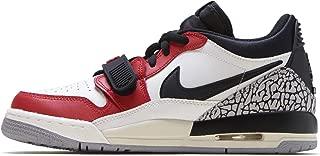 Jordan Kids' Air Legacy 312 Low (5.5, Summit White/Black/Varsity Red)