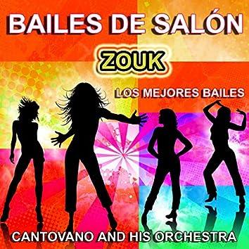 Bailes de Salón : Zouk (Los Mejores Bailes, Ballroom Dancing)