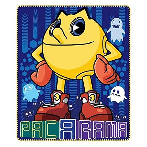 Manta polar Pac-Man