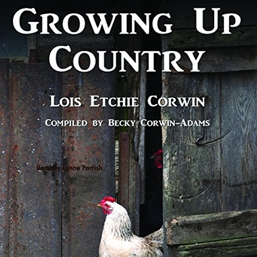 Couverture de Growing Up Country