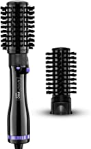 INFINITIPRO BY CONAIR Hot Air Spin Brush, 2 Inch and 1 1/2 Inch, Black