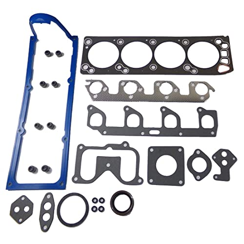 DNJ HGS447 Graphite Head Gasket Set for 1989-1994 / Ford, Mazda / B2300