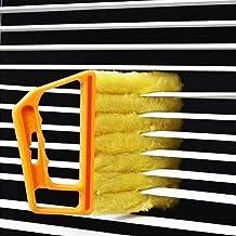 EZONEDEAL Blind Cleaner Tool, Mini Hand-held Cleaner,Mini-Blind Cleaner,Dirt Clean Cleaner,Venetian Blind Brush Window Air...