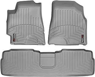WeatherTech First and Second Row FloorLiner (Grey)