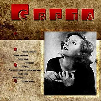 The Outstanding Greta Garbo