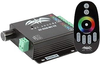 Wet Sounds RF RGB Multi-Function LED Lighting & Music Marine Speaker Controller
