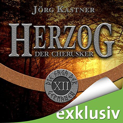 Herzog der Cherusker (Die Saga der Germanen 12) Titelbild