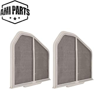W10120998 8066170 Dryer Lint Screen Filter Replacement Part by AMI PARTS - Compatible with Whirlpool, Kenmore, Roper & Sears Dryers - 2 Pack