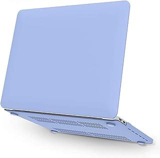 """KKP MacBook Pro 13"""" Case 2020 nuevo A2338 M1 A2289/A2251Macaron color de goma rígida carcasa para MacBook Pro de 13 pulgad..."""