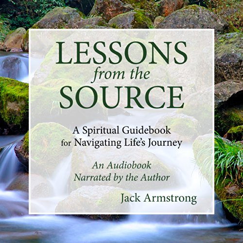 Lessons from the Source audiobook cover art