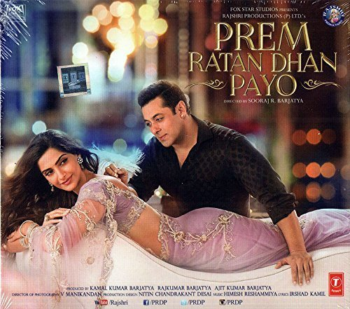 Prem Ratan Dhan Payo by unknown (2015-01-01)