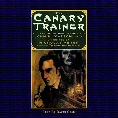 The Canary Trainer audiobook cover art