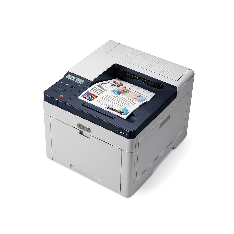 Xerox Phaser 6510/DNI Color Printer, Amazon Dash Replenishment Enabled
