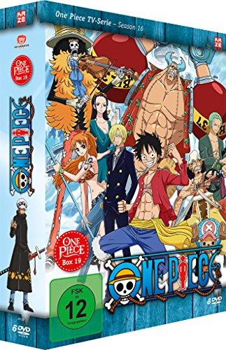 One Piece - TV Serie - Vol. 19 - [DVD]