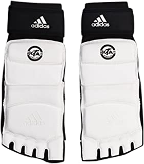 Adidas Takewondo Foot Protector Foot Guard Foot Gear WTF Approved TKD Tae Kwon Do
