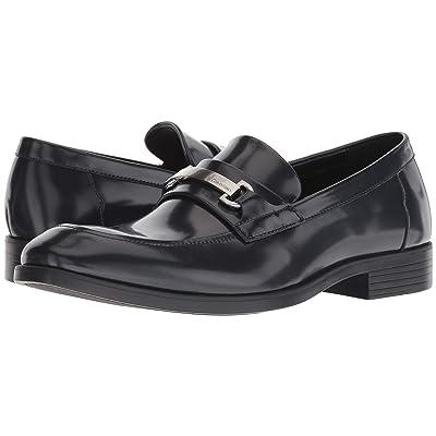 Calvin Klein Craig (Dark Navy Box Leather) Men
