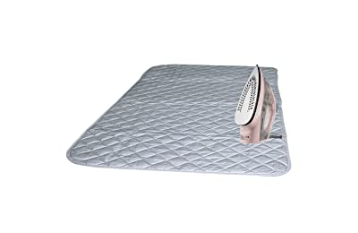 Best ironing mat for table