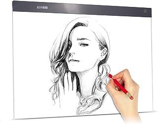 Cartoon Anime Sketch Beginner es Painting Essential Tools Ultrad/ünne und stepplose Dimming A4 LED Light Pad f/ür 5D DIY Diamant Painting Kits