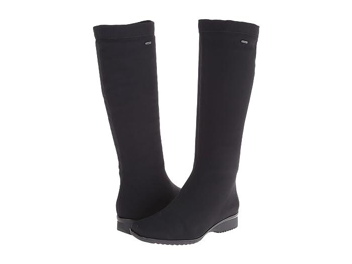 ara  Paula (Black Fabric) Womens Waterproof Boots